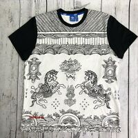 Adidas Men's Year of the Horse Limited Tee  White Edison Chen Clot Size XL  1552