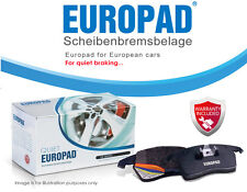 Ford Courier 2.6, 2.5td [PG,PH] 2004 - 2006 Europad Front Disc Brake Pads DB1366