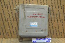 1997 Mazda Protege Engine Control Unit ECU Z5A718881A Module 308-4B8