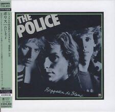 The Police - Reggatta De Blanc++Platinum SHM CD+++ Japan+UICY-40028++NEU+OVP