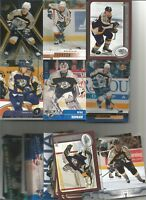 1990-2006 150+ NASHVILLE PREDATORS  HOCKEY   CARD LOT