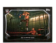 WWE Edge Christian CEM-3 2015 Topps Undisputed Black Parallel Card SN 92 of 99