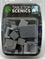 TTCombat DCSRA007 Back Alley Accessories #3 (City Streets) Terrain Scenics Junk