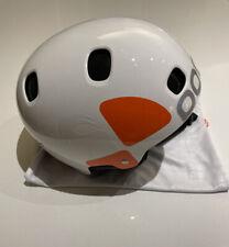 POC Receptor Backcountry MIPS Ski Helmet - Hydrogen White - Large 57-58cm
