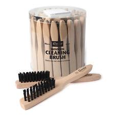 Annie Hard Cleaning Brush Bulk 36ct Light Brown 100% Nylon Bristles #2099