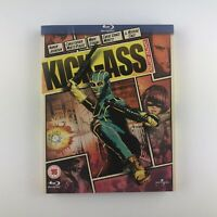 Kick-Ass (Reel Heroes Edition) (Blu-ray, 2012) *New & Sealed*