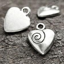 Glasperlen im Stil Tibetischen & kugeln, Herz-Perlen