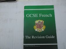 GCSE French  revision guide AQA Edexcel OCR third edition Free post