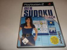 PlayStation 2  PS 2  Der Sudoku Coach USK-Einstufung: USK ab 0 freigegeben