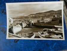 More details for postcard  p10 c19  mallaig harbour  fishing boats