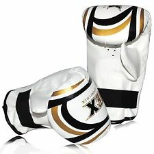 Pro Adult Bag Mitts Boxing Gloves MMA UFC Muay Thai Training Grappling Punch