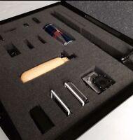 Kunststoff - Koffer mit Schaum für GoPro Foto Fotokoffer Gerätekoffer *NEU*