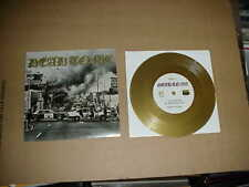 """7"""":  DEAD TO ME -  I Wanna Die In Los Angeles  NEW UNPLAYED GOLD VINYL"""