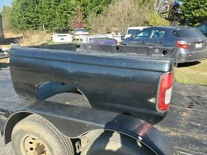 1998-2004 Nissan Frontier 2.4L 6ft Bed Box