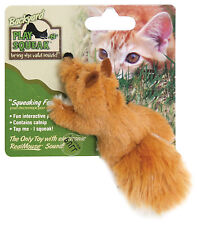 OurPet's - Play-N-Squeak Backyard Cirtters Fox (Free Shipping in USA)