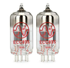 New 2x JJ 12AX7 / ECC83 | Matched Pair / Duet / Two Tubes | Free Ship