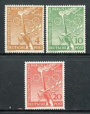 Berlin Nr: 88 bis 90 Postfrisch