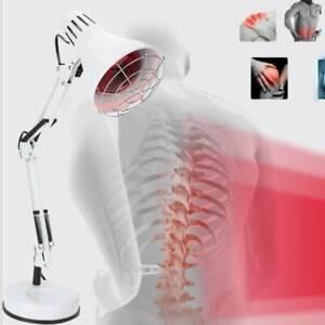 Infrarotlampe Strahler Wärmelampe Therapielampe Rotlicht 100W  für Behandlung