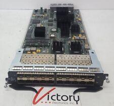 Used Foundry Brocade (NI-XMR-1Gx20-SFP) - 20-port - SFP Gigabit Module MFG