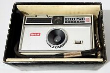 Vintage 1963 KODAK Instamatic 100 CAMERA with Original Box - Untested