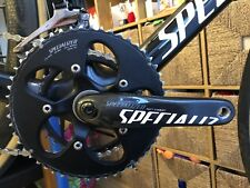 Specialized Carbon Fact Crankset 110bcd. 172.5mm 52/36 Chain Rings.