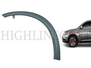 For 2014-2020 Mitsubishi Outlander Left Front Wheel Arch Fender Trim Molding LF