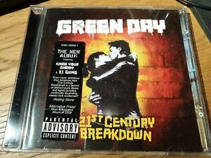 Green Day - 21st Century Breakdown (CD 2009) ALTERNATIVE ROCK, PUNK ROCK