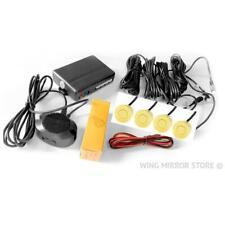 Parking Sensors, Reverse Rear, Aid Kit with Audio Buzzer Yellow