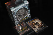 The Lord of the Rings Return of the King 5 Disc DVD Collectors Gift Set