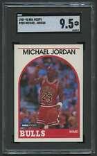 1989-90 HOOPS MICHAEL JORDAN SGC 9.5
