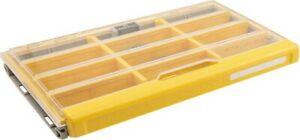 Plano PLASE366  Edge Flex Stowaway Edge 3600 Size Tackle Box