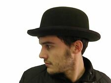 Campbell Cooper Brand New Bowler Hat London City English Horse Black XSmall 56cm