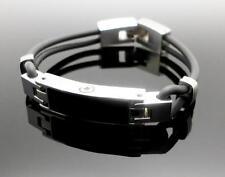316L Stainless Steel Cremation Memorial Keepsake Bracelet Funeral Urn Jewellery