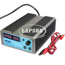 110V 220V AC Adjustable DC Switching Power Supply Transformer 60V 3A OVP 6003 AU