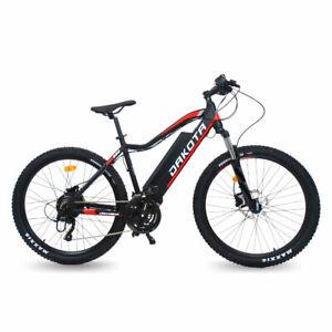 DAKOTA URBANBIKER Ebike Mountainbike, 840Wh Akku E-MTB, E-Mountainbike 350W
