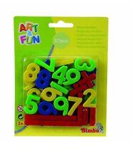 Simba 4591457 - Magnet-Zahlen/Zeichen Zählen und Rechnen lernen
