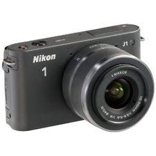 Fotocamera digitale compatta Nikon J1 + obiettivo ottica 10-30 usata