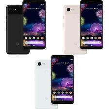 Google Pixel 3 - 64GB / 128GB - Unlocked - Smartphone