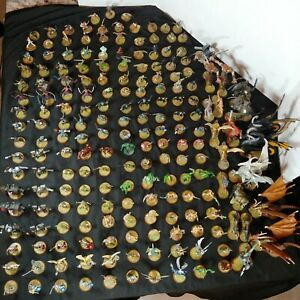 HUGE Heroscape LOT 193 Figures! 73 character cards 266 Pieces Total Free Ship!