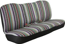 Baja Inca Seat Cover Bench Pontiac GTO Tempest Cadillac DeVille Saddle Blanket