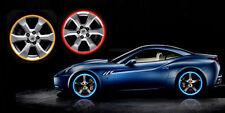 3M™ Reflektierende Felgenrandaufkleber Motorrad & Auto 7mm x 6 Mt AUDI BMW GOLF