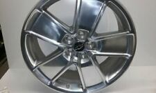 Wheel 21x8-1/2 Front 5 Spoke Polished Opt S5Y Fits 12-15 CAMARO 433446