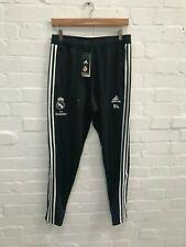 Real Madrid adidas Men's Football Training Pants - M - Grey - New