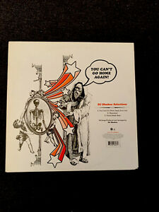 """DJ Shadow - You Cant Go Home Again 12"""" Vinyl Nr Mint Rare On Mo Wax"""