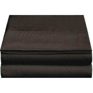 Flat Sheet-Hotel Quality,1800 Series Brushed Microfiber,Ultra Soft &Comfortable