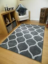 New Large Thick Quality Soft Modern Carved Rugs Cheap Long Hall Runner Mats UK