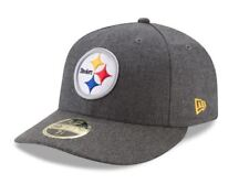 PITTSBURGH STEELERS NFL Crafted in USA New Era Low Profile 59FIFTY Fitted Cap