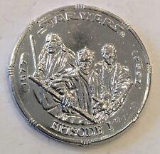 Star Wars Episode I The Phantom Menace Coin Medal