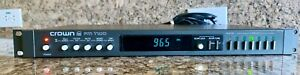 CROWN FM TWO AM/FM Stereo Tuner; Tested
