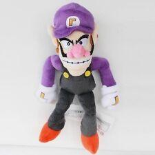 Super Mario Waluigi Peluche Waluigi Plush 28 cm